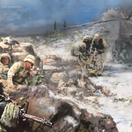 Jody Harmon Military Art - Limited Edition Prints