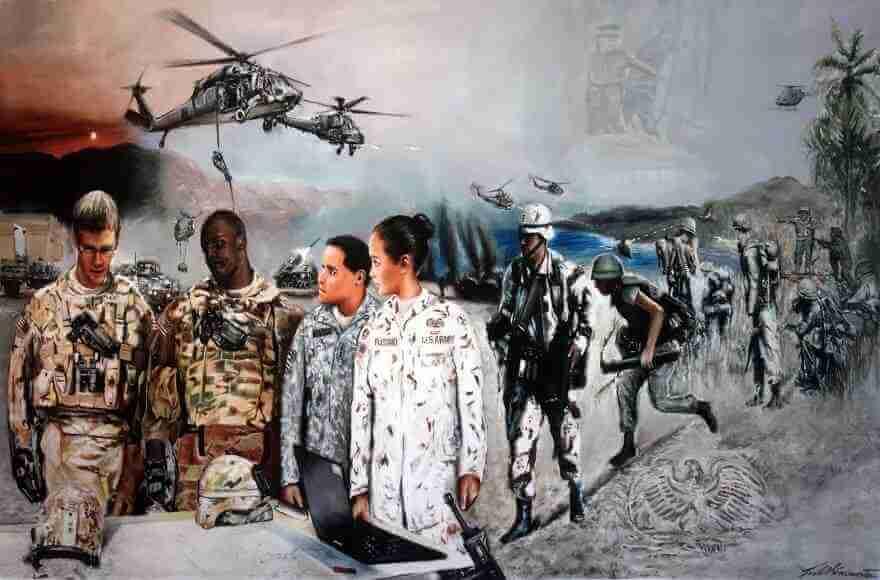 Army Art