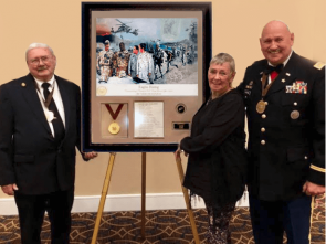 Army Framed Art by Todd Krasovetz Official Military Art