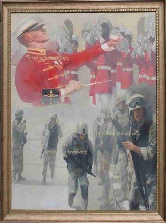 Marine Corps Art